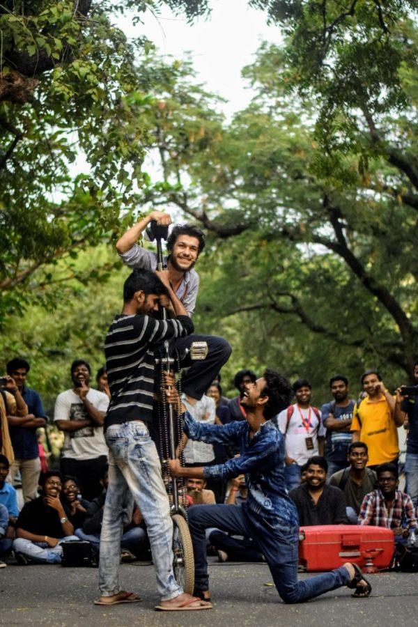 India, Saarang festival 2019 – credit : Varunvj